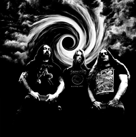 sulphur aeon - band - 2012