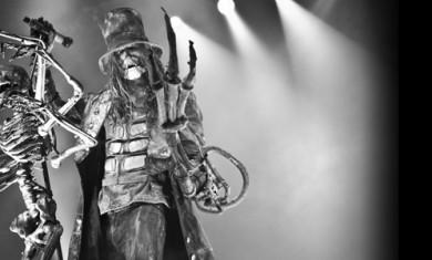 Rob Zombie live @ Unipol Arena 2012