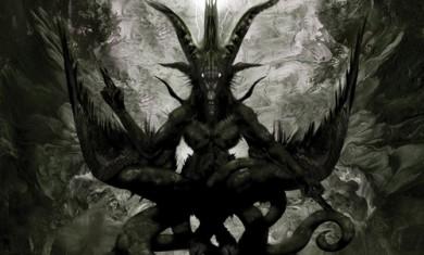 Lightning Swords Of Death - Baphometic Chaosium - 2013