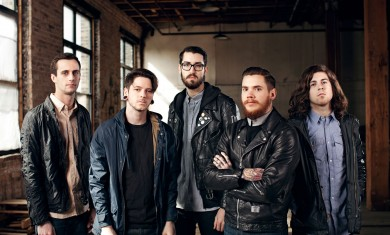 The Devil Wears Prada - band - 2012