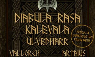 Viking folf fest - locandina - 2013