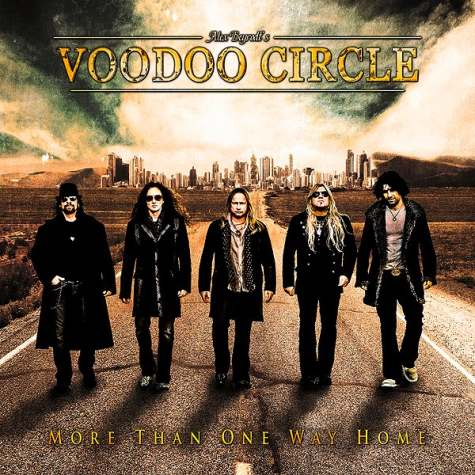 Voodoo Circle - More Than One Way Home - Album - 2013