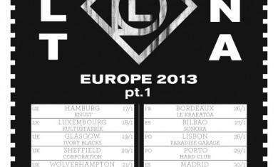 cult of luna - locandina tour - 2013