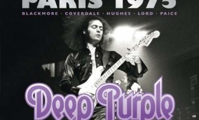 deep purple - live in paris - 2012