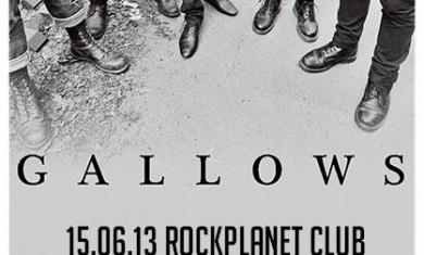 gallows - italia - 2013