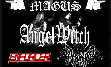 grand magus e angel witch - locandina definitiva milano - 2013
