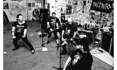 istinto - band - 2013