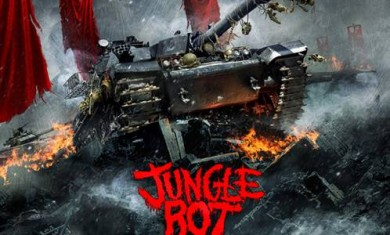 jungle rot - terror regime - 2013