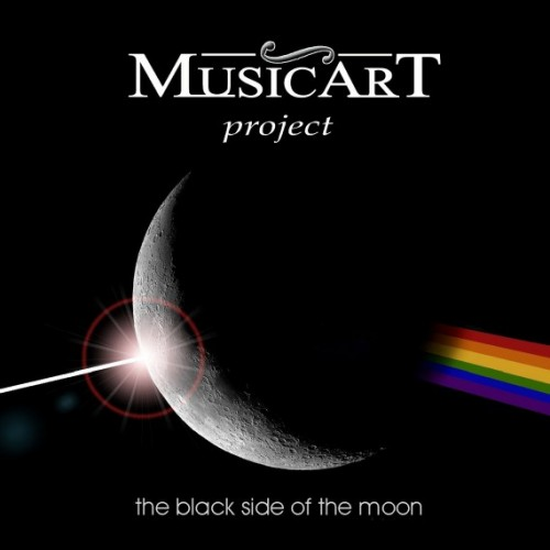 musicart project - black side of the moon - 2012