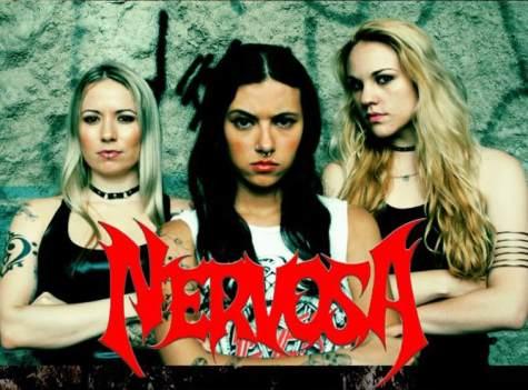 nervosa - band - 2013