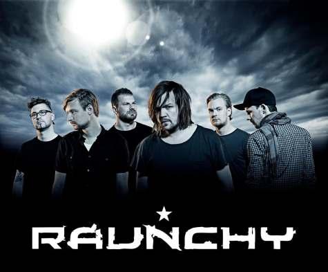 raunchy - band