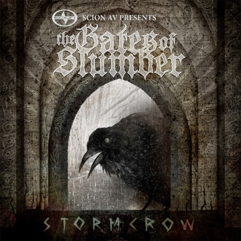 the gates of slumber - stormcrow - 2013