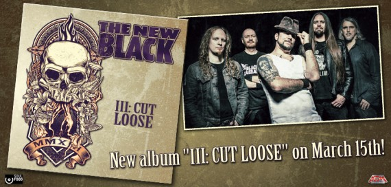 the new black - III cut loose promo - 2013