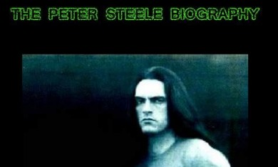 type o negative - peter steele biografia soul on fire - 2013
