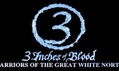 3 inches of blood - warriors
