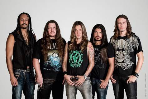 Almah - Band - 2013