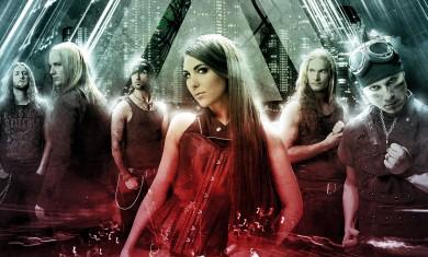 Amaranthe - the nexus - 2013