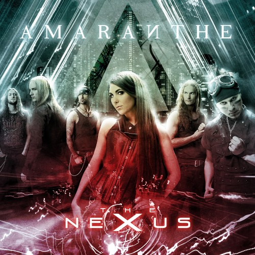 Amaranthe - the nexus - 2013
