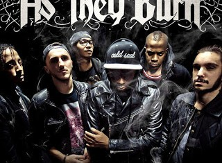 As They Burn - Dream Collapse Cover Art - 2013