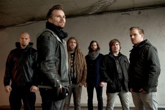 Benea Reach - band - 2013