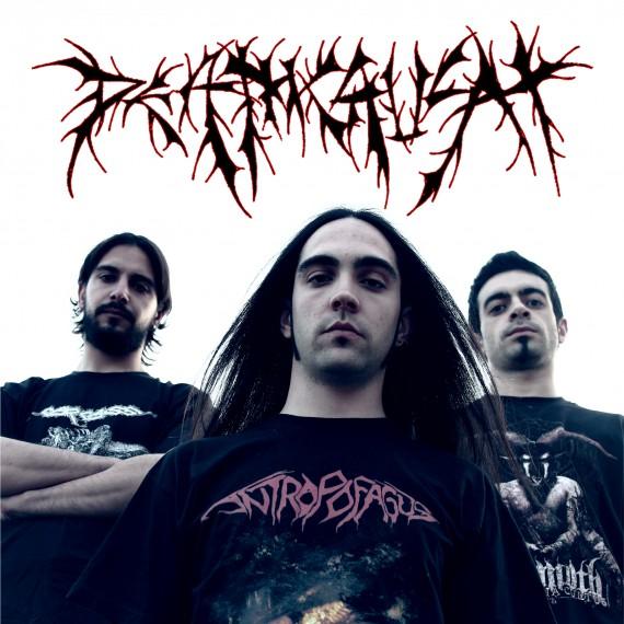 Deathcrush - Band - 2013