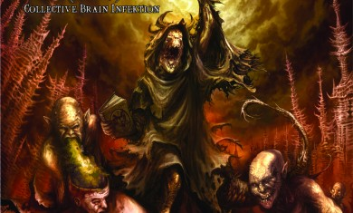 Deathcrush - Collective Brain Infektion - 2013