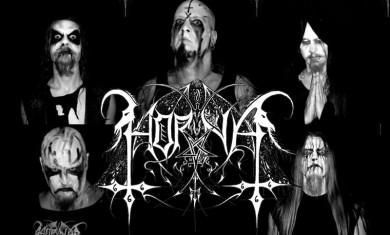 Horna - Promo - 2013