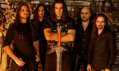 Kaledon - band - 2013
