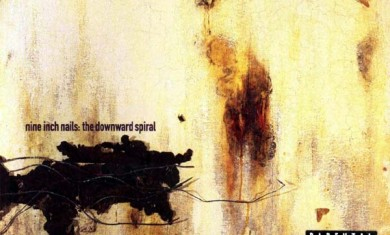 NIN - The Downward Spiral - Cover