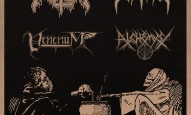 Tribulation - flyer tour - 2013