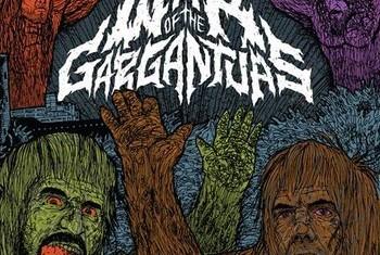 War Of The Gargantuas SPLIT - 2013