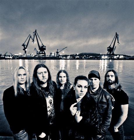 amaranthe - band - 2013