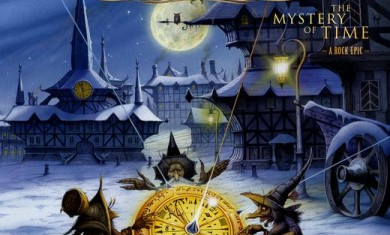 avantasia - the mystery of time - 2013