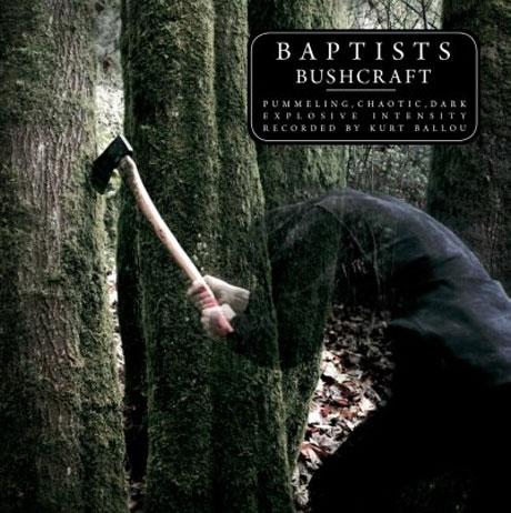 baptists - bushcraft - 2013