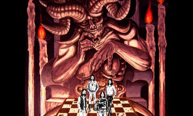 black sabbath - copertina tributo hands of doom - 2013