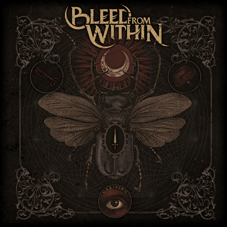 bleed from within - uprising - 2013