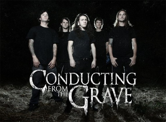 conducting from the grave - band - 2010