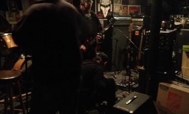 corrections house - in studio - 2013
