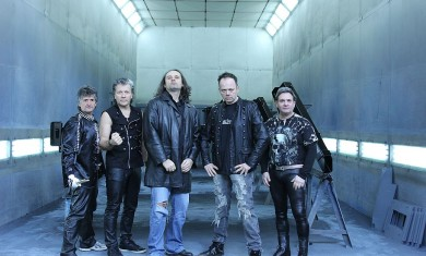 crying steel - band - 2013
