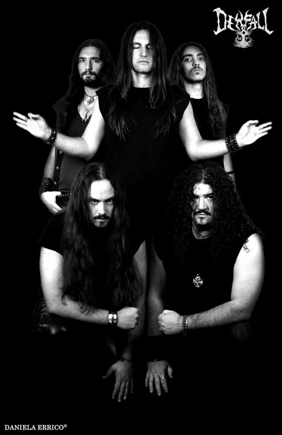 dewfall - band - 2013