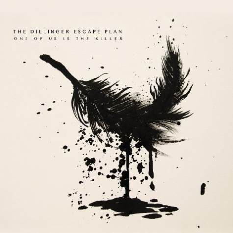 the dillinger escape plan _ one of us is the killer - 2013