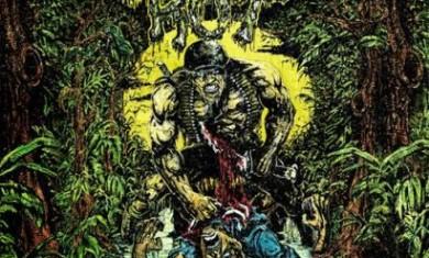 jungle rot - skin the living - reissue - 2013