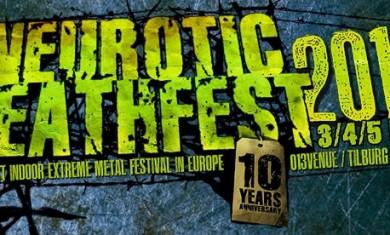 neurotic deathfest - logo - 2013