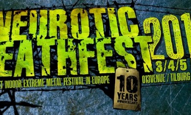 neurotic deathfest - logo - 2013