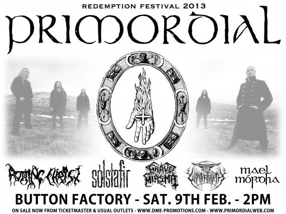 redemption festival - locandina foto - 2013