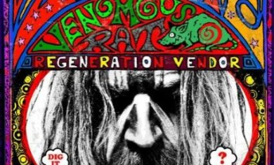 rob zombie - regeneration vendor - 2013