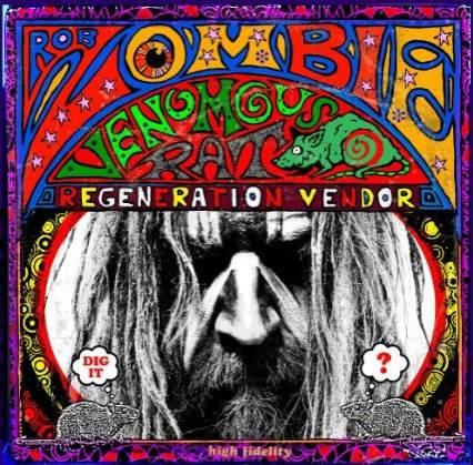 rob zombie - regeneration vendor - 2013