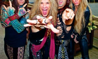 steelpanther 2013band