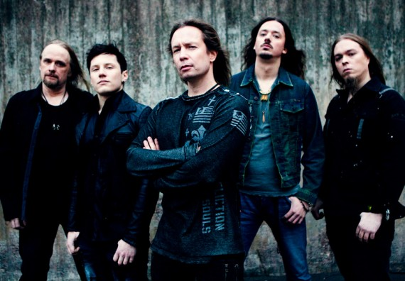 stratovarius - band - 2013