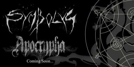 symbolyc - Flyer Apocrypha - 2013